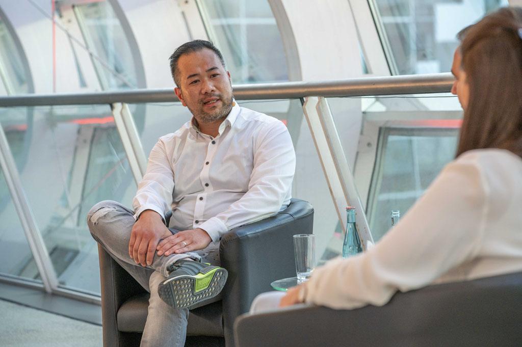 Duc Nguyen (Bild: Dennis Mundkowski)